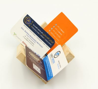Offset Printing - Business Cards