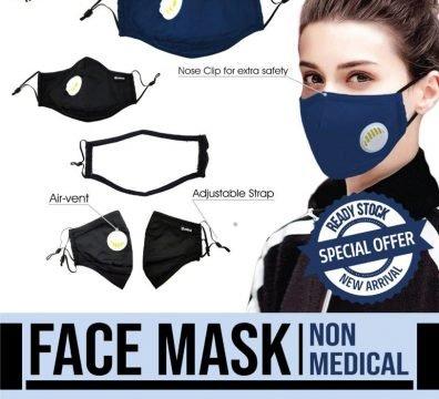 Customized Cloth Masks