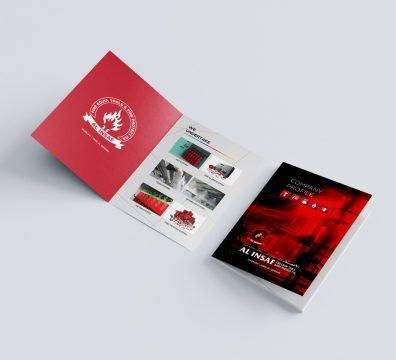 Digital Printing - Brochure