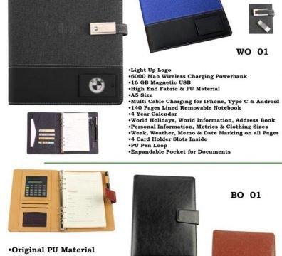 Customized Folders